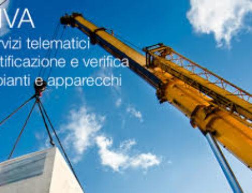 """L'Applicativo """"CIVA"""" DEL PORTALE INAIL: La gestione online delle certificazioni e delle verifiche di impianti e delle attrezzature da lavoro"""