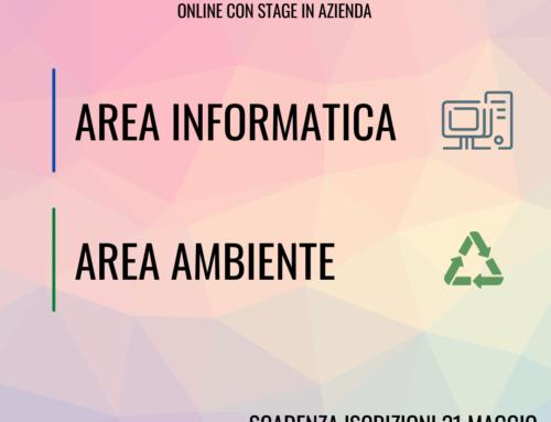 Corsi gratuiti in area ambiente e informatica ad Arezzo
