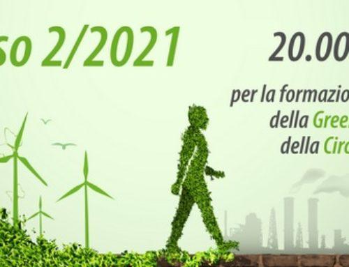 FINANZIAMENTI FONDIMPRESA – Avviso 2-2021 Green Transition e Circular Economy